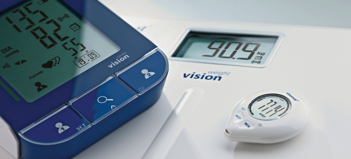 Blutdruck senken durch Aktivität - visomat Blutdruckmessgeräte
