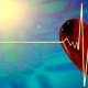 Bei einer arteriellen Hypertonie (Bluthochdruck) ist der Druck in den Arterien dauerhaft zu hoch.