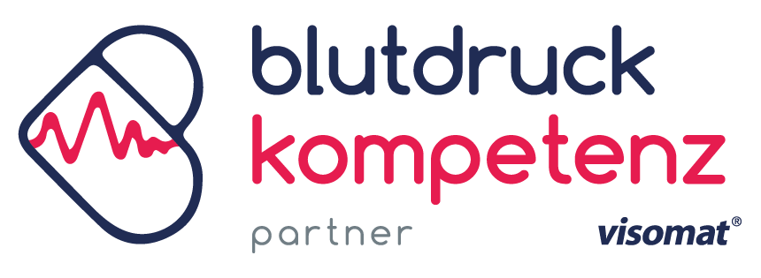 Blutdruck-Kompetenz-Partner-Logo