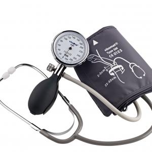 Das Aneroid-Blutdruckmessgerät visomat medic home